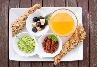 Idées de petit déjeuner healthy et groumant